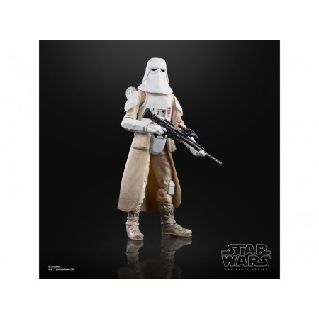 Star Wars 40th Anniversary Black Series Snowtrooper