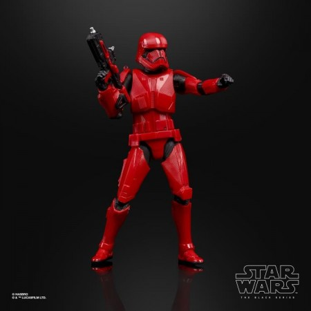Star Wars Black Series 6 Inch Sith Trooper Action Figure