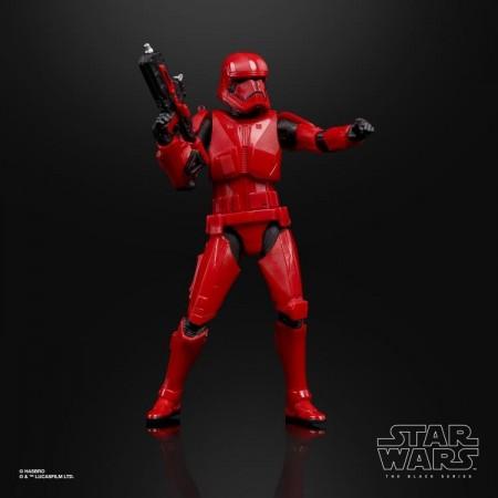 Star Wars Black Series 6 Inch Sith Trooper Action Figure
