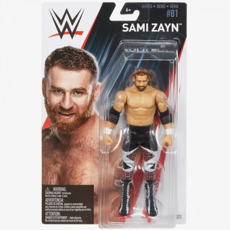 WWE Basic Series 81 Sami Zayn