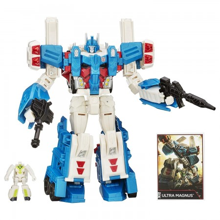Transformers Combiner Wars Leader Ultra Magnus & Minimus Ambus