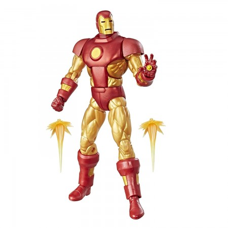 Marvel Legends Vintage Wave 1 Iron Man