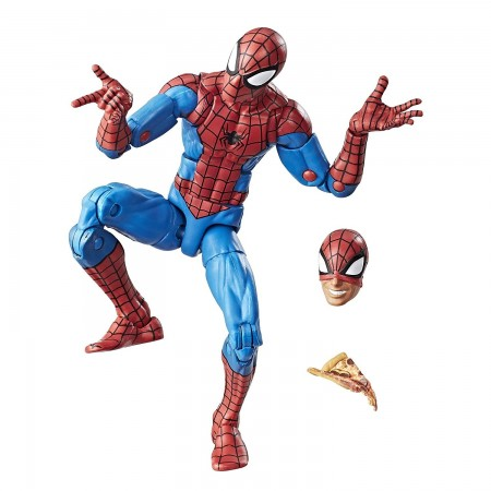 Onda Vintage 1 Spider-Man de Marvel Legends