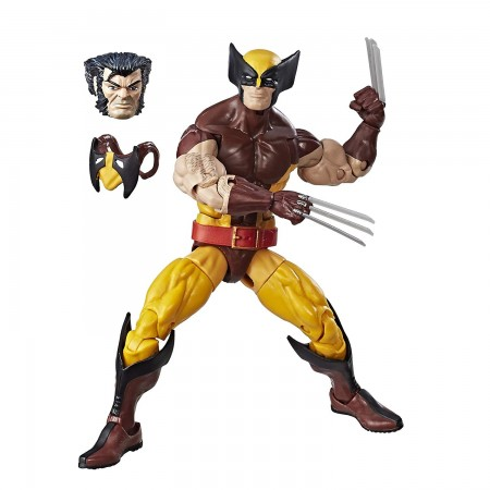 Marvel Legends Vintage Wave 1 Wolverine