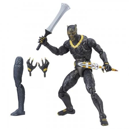 Marvel Legends 6'' Black Panther Erik Killmonger