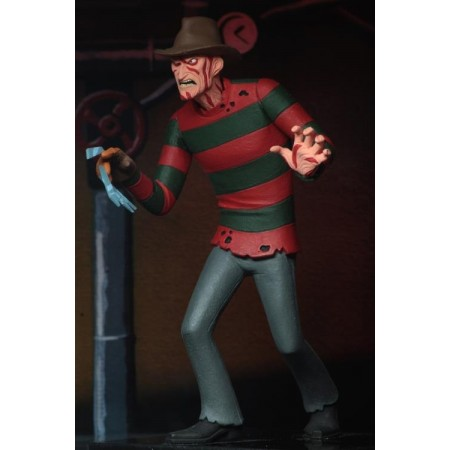 NECA Toony Terrores Freddy Krueger