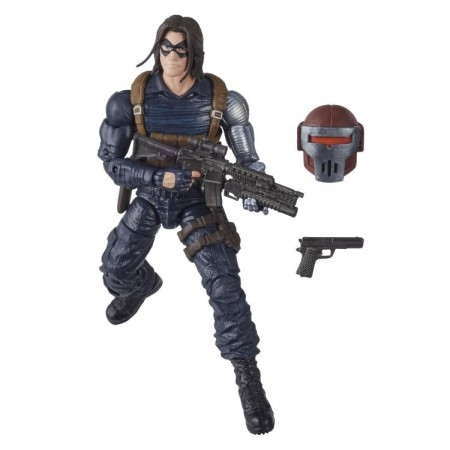 Black Widow Marvel Legends Winter Soldier Action Figure