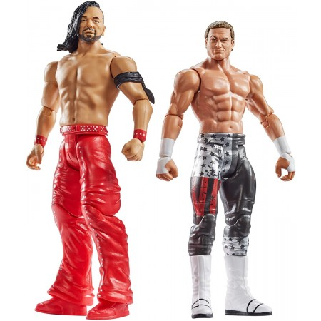 WWE Series 53 Battle Pack Shinsuke Nakamura Vs Dolph Ziggler