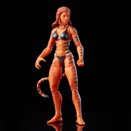 Marvel Legends Retro Collection Tigra Action Figure