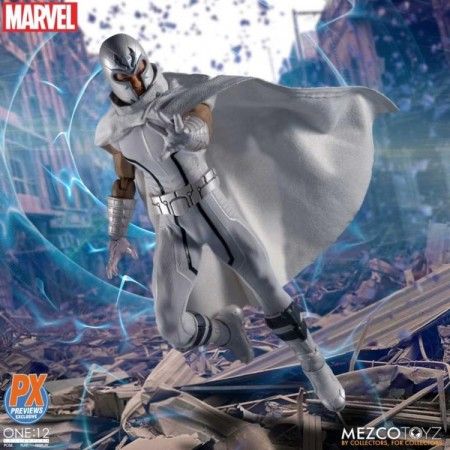 Mezco One:12 Collective Marvel NOW! PX Previews Magneto
