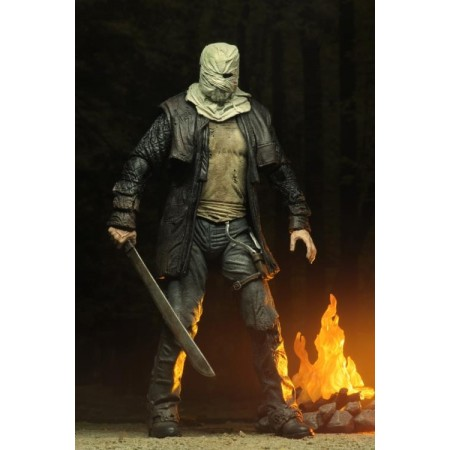 NECA Friday The 13th Ultimate Jason ( 2009 )