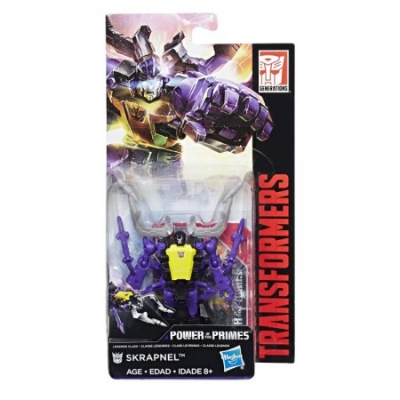 Transformers Power Of The Primes Legends Skrapnel