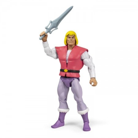 Masters Of The Universe Club Grayskull Wave 4 Prince Adam Action Figure