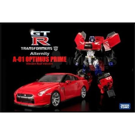 Transformers Alternity A-01 Optimus Prime