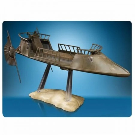Star Wars The Vintage Collection Skiff Vehicle ( ROTJ ) NON MINT