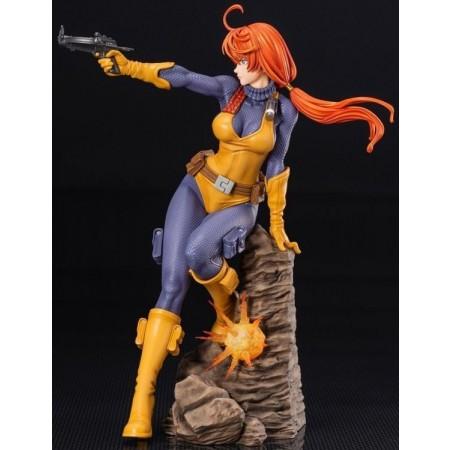 G.I. Joe Bishoujo Scarlett estatua 1/7 escala