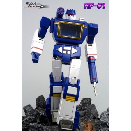 Robot Paradise RP-01 Acoustic Wave
