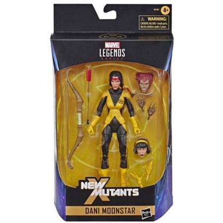 Marvel Legends The New Mutants Dani Moonstar 6 Inch Action Figure