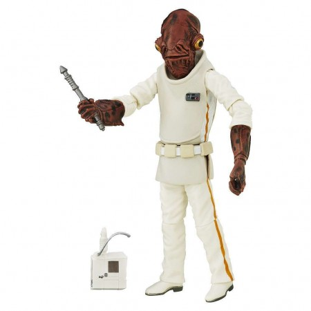 Star Wars Black Series Admiral Ackbar 3.75 Inch