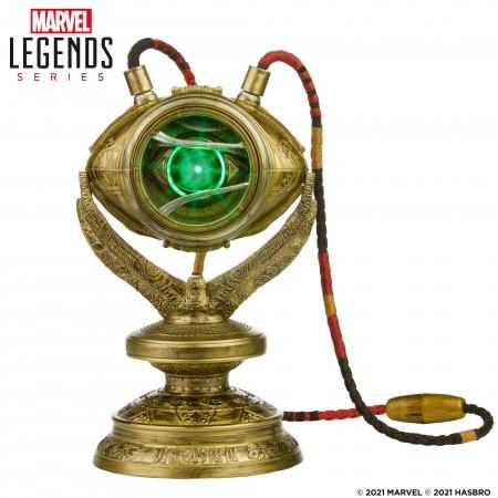 Marvel Legends Infinity Saga Eye Of Agamotto Electronic Talisman Replica