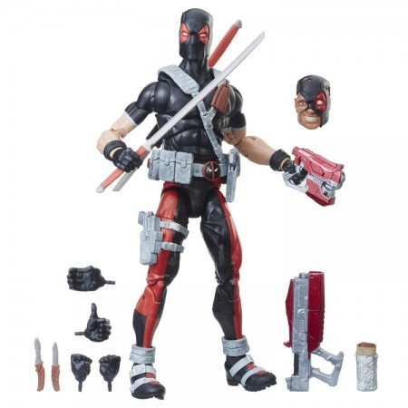 Marvel Legends Agent Of Weapon X Deadpool 12 Inch Action Figure