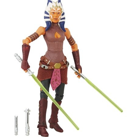 Star Wars Black Series Ahsoka Tano 3.75 Inch
