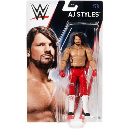 WWE Basic Series 78 AJ Styles