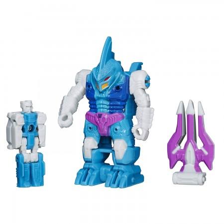 Transformers Prime Master Alchemist Prime & Submarauder