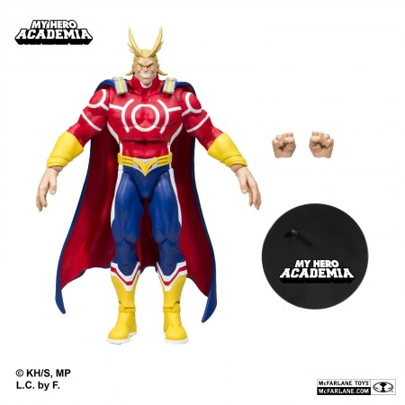 My Hero Academia All Might Variant McFarlane Action Figure
