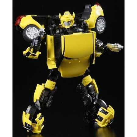 Alternity Transformers A-03 Suzuki Swift Bumblebee