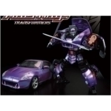 Alternity A-02 Nissan Fairlady Z Exclusive Galvatron