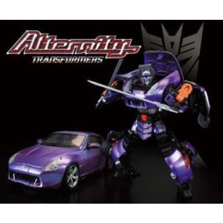 Alternity Transformers A-02 Galvatron