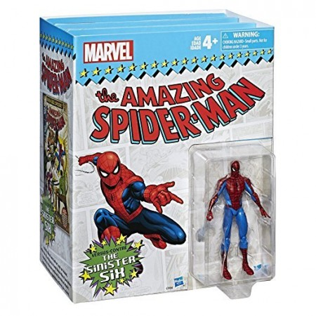 Marvel 3.75 inch Spider-Man Vs The Sinister Six Box Set