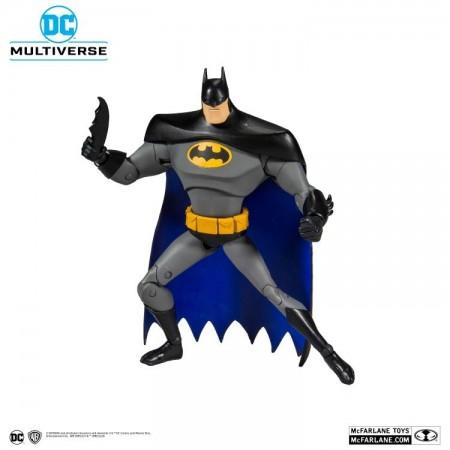McFarlane DC Multiverso Batman La serie animada Batman Acción Figura
