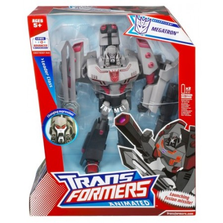 Transformers Animated Leader Megatron