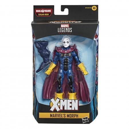 Marvel Leyendas Morph 6 pulgadas figura de acción ( Sugar Man BAF )