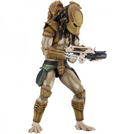 NECA Alien Vs Predator Hunter Predator Arcade Appearance
