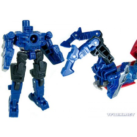 Transformers Arms Micron Exclusive Blowpipe