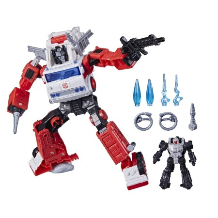 Transformers Generations Selects Artfire