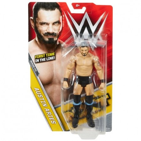 WWE Basic Series 71 Austin Aries