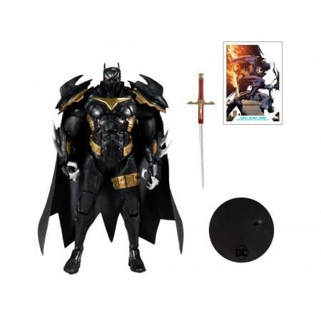 McFarlane DC Universe Batman White Knight Azrael Batman Armour Action Figure