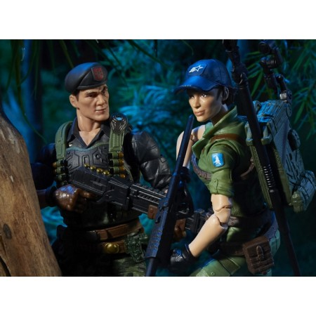 G.I. Joe Classified Wave 3 Flint & Lady Jaye