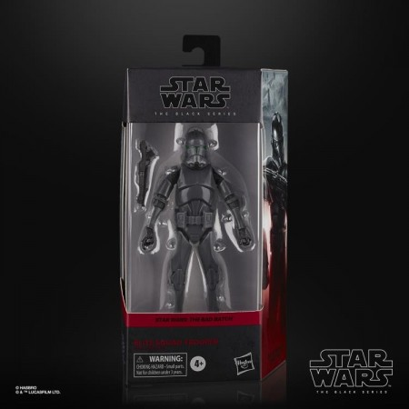 Star Wars The Black Series Elite Squad Trooper ( The Bad Batch ) Figure