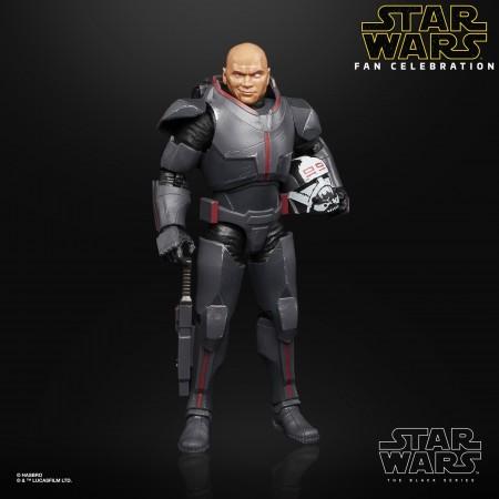 Star Wars The Black Series Deluxe Bad Batch Wrecker Action Figure