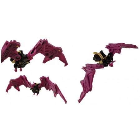 KFC Badbat purple black