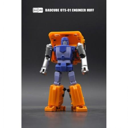Badcube OTS-01 Engineer Huff Reissue