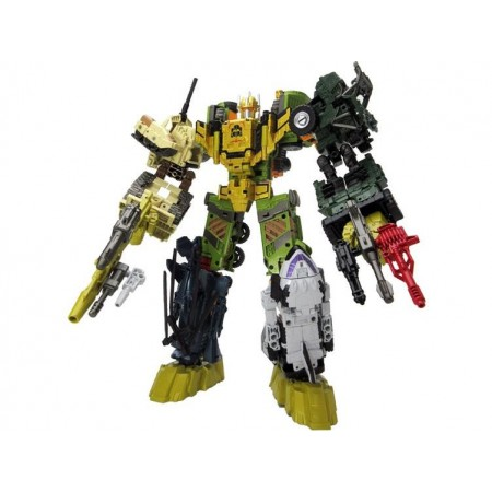 Transformers Unite Warriors UW-EX Baldigus / Ruination