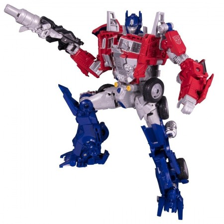 Transformers Bumblebee Movie BB01 Legendary Optimus Prime