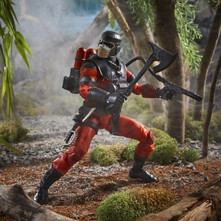 G.I. Joe Classified Series Barbecue Action Figure