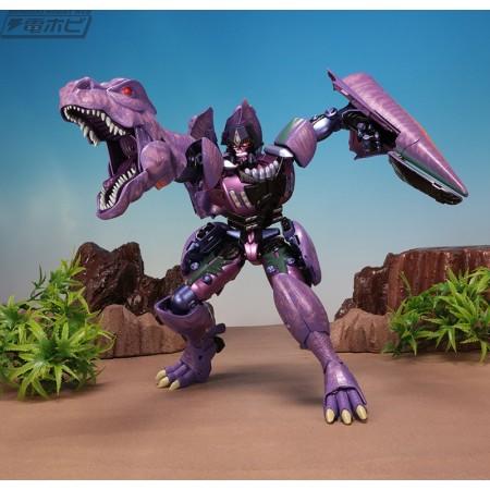 Transformadores obra maestra MP-43 Beast Wars Megatron